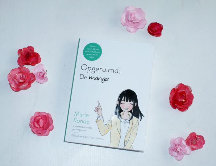 Boekrecensie opgeruimd de manga over schrijven gesproken for Boek opgeruimd